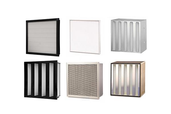 EPA/HEPA filters - Filter Service